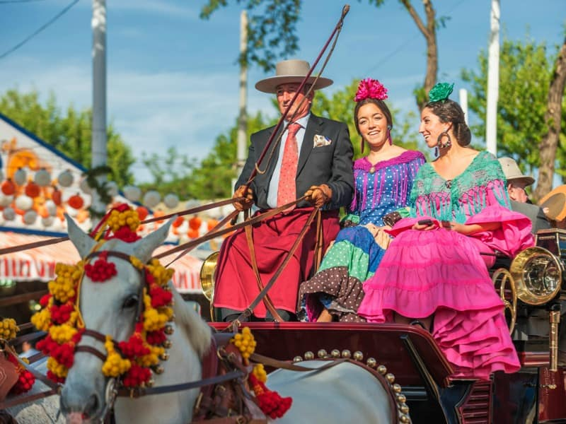 spain traditions seville