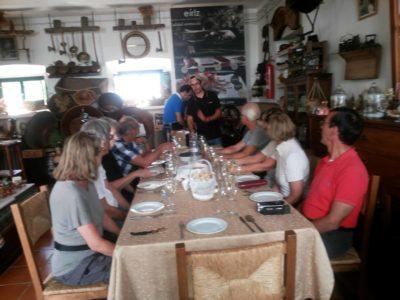 pig farm visit aracena