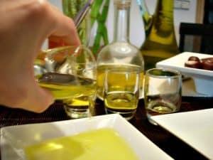 olive oil tasting seville