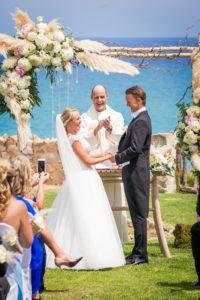 wedding Madeleine and Roy Kenneth